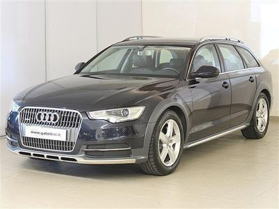 brugt Audi A6 Allroad A6 allroad3.0 TDI 245 CV S tronic Business plus