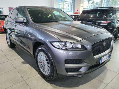 usata Jaguar F-Pace 2.0 D 180 CV AWD aut. Pure, TETTO, VIRTUAL DISPLAY