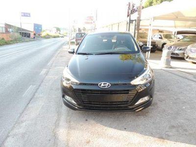 usata Hyundai i20 1.2 84 CV 5 porte Blackline usato