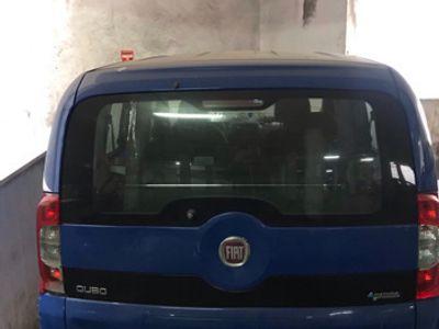 brugt Fiat Qubo metano