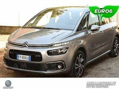usata Citroën C4 Picasso BlueHDi 120 S&S Feel del 2018 usata a Roma