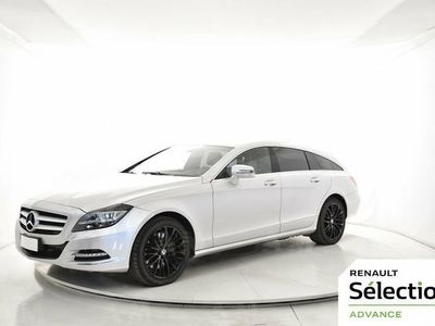 used Mercedes CLS350 Shooting Brake CDI SW BlueEFFICIENCY 4Matic del 2013 usata a Coccaglio