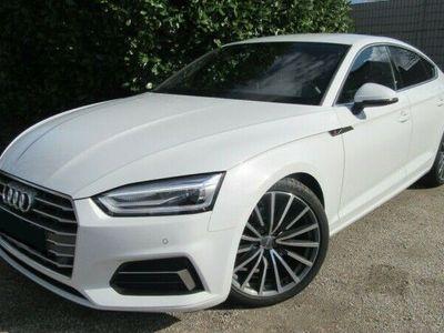 usata Audi A5 A5Spb 2.0 Tfsi S Tronic G-tron S Line Sport Navi Camera
