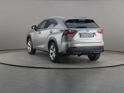 usata Lexus NX300h Luxury 4wd