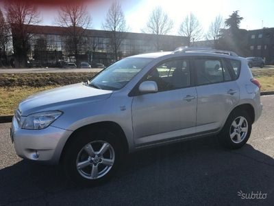 gebraucht Toyota RAV4 3ª serie - 2008*EURO4*CLIMA*CERCHI
