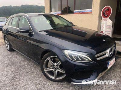 usata Mercedes C250 d SW Automatic Premium