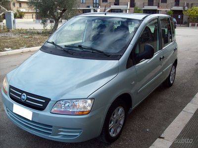 usata Fiat Multipla 1.6 natural power