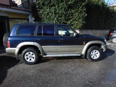 usata Nissan Patrol 2.8 TD 7POSTI GANCIO TRAINO - 1999