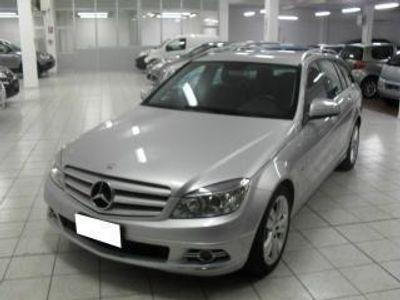 usata Mercedes C220 - CLASSE C -CDI S.W. BlueEFFICIENCY Avantgarde IVA ESPOSTA - 11-2011