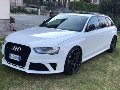brugt Audi RS4 Avant