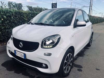 usata Smart ForFour forfour 60 1.0 Black Passion