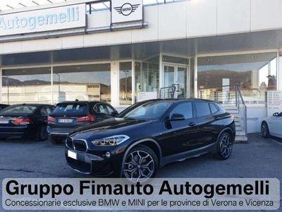 usata BMW X2 sDrive18d Msport-X Aut.