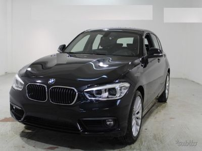 used BMW 118 d Business 150cv auto
