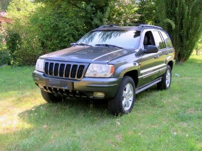 used Jeep Grand Cherokee 2.7 CRD cat Overland