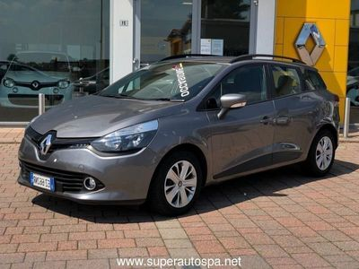 usata Renault Clio sporter 1.5 dci energy Zen (live) s&s 75cv E6