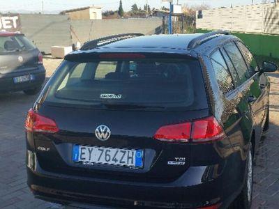 usata VW Golf Variant 1.6 TDI 110 CV Comfortline