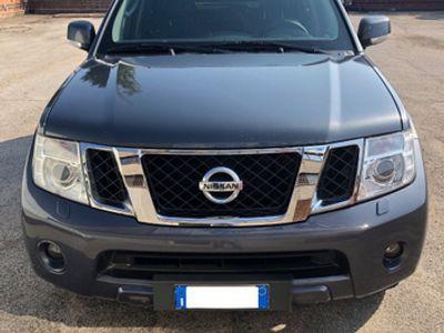 used Nissan Pathfinder 2ª s. - 2010