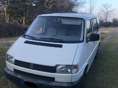 brugt VW Transporter autovettura 9 posti