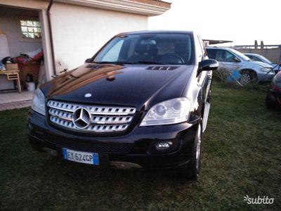 usado Mercedes ML320 CDI sport