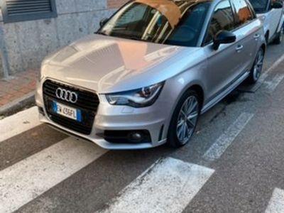 usata Audi A1 1.6 TDI S tronic S line NEO PATENTATI