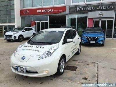 usata Nissan Leaf Elettrico Sincrono Trifase Acenta rif. 10163471