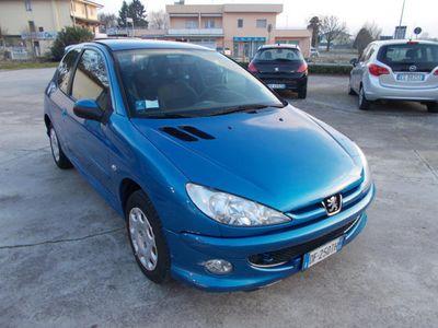 usata Peugeot 206 1.4 HDi 3p. Enfant Terrible