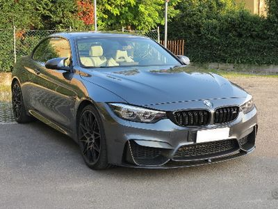 usata BMW M4 M4Competition package DCT-Italiana!!