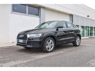usata Audi Q3 2.0 tdi Business quattro 184cv s-tronic