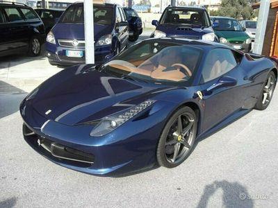 usata Ferrari 458 italia DTC IVA Esposta