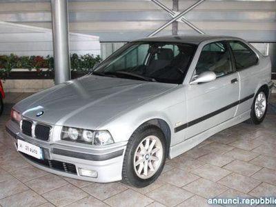 usata BMW 318 Compact tds turbodiesel cat Nova Milanese