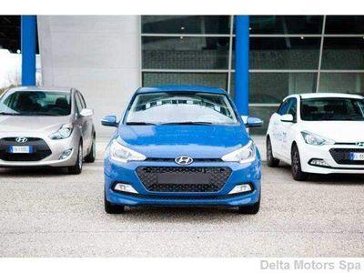 usata Hyundai i20 1.1 CRDi 12V 5 porte Blackline