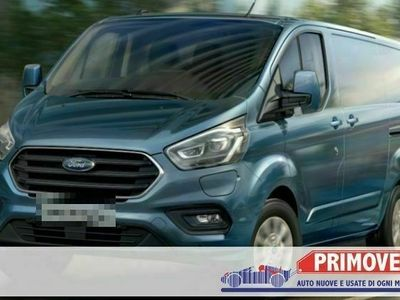 usata Ford Custom TransitMY20 2.0 TDCi 130 L2 320 Trend AHK. Klima. DAB. Bl