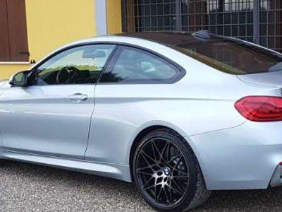 usata BMW M4 Coupé Competition Senza Pensieri