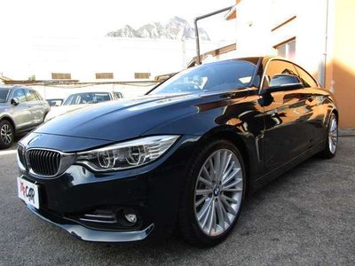 usata BMW 425 425 Serie 4 Coupé Coupé Luxury AUTOMATICA