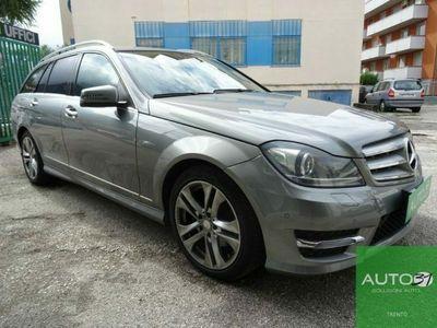 usata Mercedes C250 CDI S.W. 4Matic BlueEFF. - KM CERT. MERCEDES
