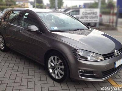 usata VW Golf 1.6 TDI 110 CV 5p. Highline BlueMotion Technology