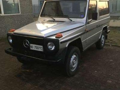 usata Mercedes G280 PRIMA SERIE