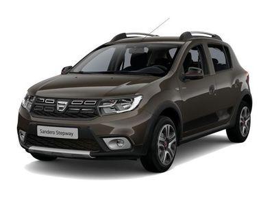 usata Dacia Sandero Stepway 1.5 Blue dCi 95 CV S&S Techroad