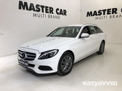 usado Mercedes E250 classe c station wagon d s.w. 4matic automatic sport diesel
