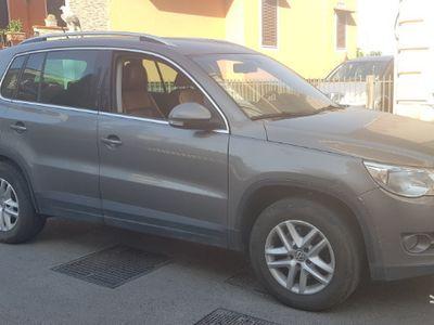 begagnad VW Tiguan 2.0 DSG