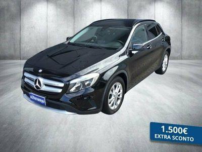 usata Mercedes GLA180 180 d Business auto