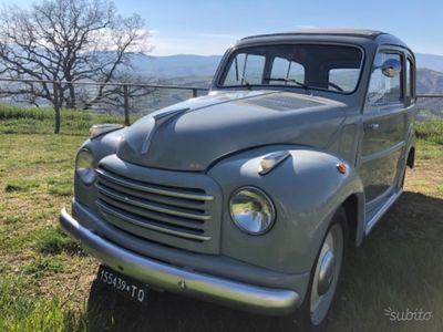brugt Fiat Belvedere 500 C Topolino1953 come nuova