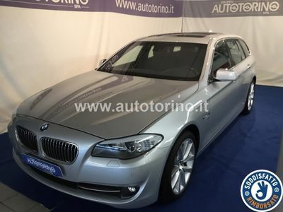 second-hand BMW 525 SERIE 5 TOURING d touring xdrive Msport auto