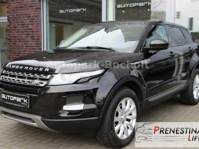 gebraucht Land Rover Range Rover evoque 2.2 TD4 5p. aut. navi pelle fari xenon garantita rif. 11484150