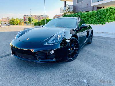 usata Porsche Cayman limited edition black 2.7 benzina