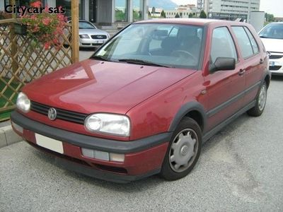 usata VW Golf III 1.6/75 CV cat 5 porte Movie Air Berlina