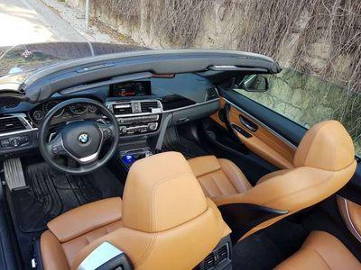 usata BMW 430 Serie 4 Cabrio(F33) Cabrio Msport