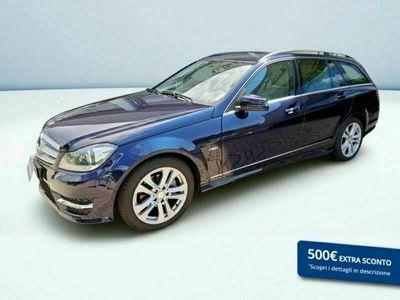 usata Mercedes C200 Classe CC SW 200 cdi (BE) Avantgarde