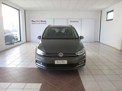 brugt VW Touran 3ª serie 1.6 TDI 115 CV SCR DSG Business BlueMotio