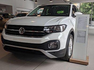brugt VW T-Cross - 1.0 TSI Style